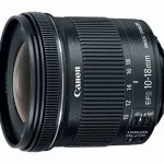 Canon unveiled two new ultra-wide lenses and white Rebel SL1