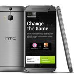 HTC One M8 for just $99 on-contract for Mother's Day