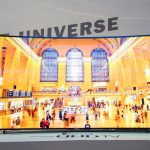 Gigantic Samsung 105-Inch Curved UHDTV priced $120,000