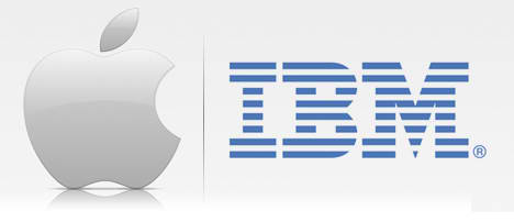 The Cupertino-giant has just managed to make its way on corporate businesses through a partnership with IBM aimed to develop advanced mobile and data analysis technology.