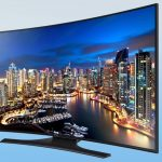 Samsung's 85-Inch UHD TV and Curved Sets Unveiled
