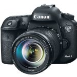 Canon EOS 7D Mark II announced